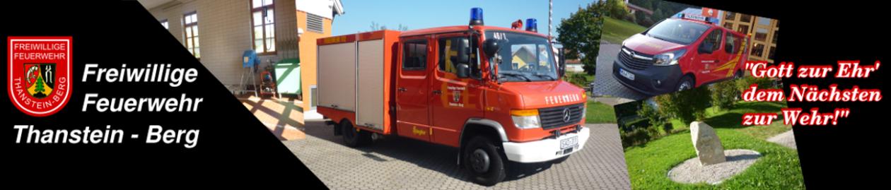 Feuerwehr Thanstein –  Berg